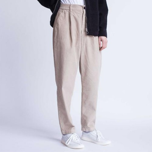 CORD TROUSERS_BEIGE